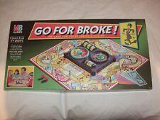 Go For Broke Board Game 1993