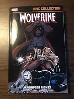 Wolverine Epic Collection Volume 1: Madripoor Nights - Marvel TPB