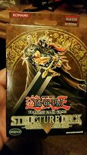 YU-GI-OH Warriors Triumph Structure Deck 1st Ed GEM MINT New Factory Sealed Rare