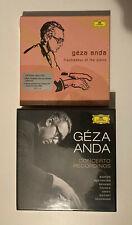 Geza Anda - Piano Concertos & Solo Piano (17CD) 2 Box Sets