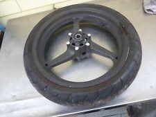 FRont wheel & tire CBR600RR Honda race cbr 600 rr 03 04 #W20