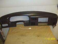 Fedar 1999-2004 Ford Superduty F250//350//450//550 Dashboard Cover Mat Pad-Black