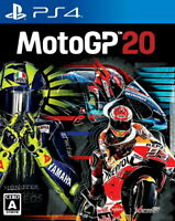 MotoGP 20 Sony Playstation 4 PS4 Video Games From Japan Tracking NEW