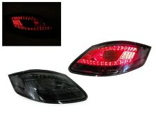 DEPO 2005-08 Porsche Boxster & Cayman 987 LED All Smoke Rear Tail Lights Set New