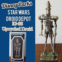 Disney Parks Droid Depot IG-88 Upcycled Droid Star Wars Galaxy's Edge Figure