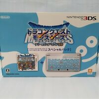 Nintendo 3DS Dragon Quest Monsters Terry's Wonderland 3D Special Pack From Japan