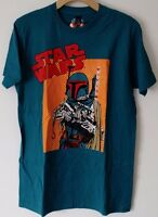 STAR WARS BOBA FETT POP ART GRAPHIC TEE T-SHIRT BRAND NEW MENS