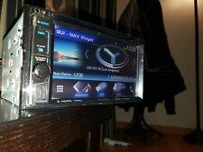 "KENWOOD DNX573S 6.2""GPS NAVI APPLE CARPLAY BLUETOOTH SIRIUS XM IDATALINK MAESTRO"