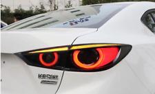 Smoked LED Rear Tail Light  Brake Reversing Turn For Mazda 3/Axela 2014-2018