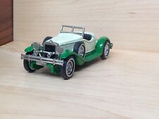 1931 Stutz Bearcat, Die cast Model by Matchbox