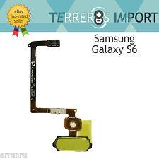 Flex Home Lector Huellas para Samsung Galaxy S6 G920F Blanco