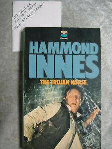 The Trojan Horse - Hammond Innes OzSellerFasterPost!
