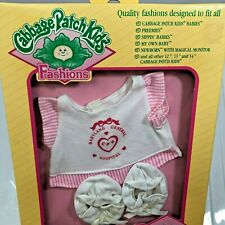 1992 CABBAGE PATCH KIDS FASHIONS Babyland General Hospital Baby Girl Outfit NIP
