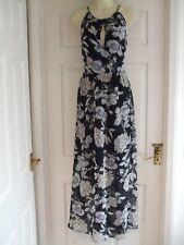 w Womens Size 20 Maxi Plus Summer Party Floral Dress Ladies SMART EVENING
