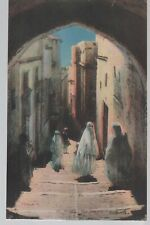 ALGERIE - CPA ALGER - Rue Ben Ali