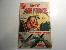 Fightin' Air Force #48 (Mar-Apr 1965, Charlton) 3.5 VG-!!! Silver Age War Comic!