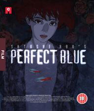 Perfect Blue Blu-Ray (2015) Masaaki Okura, Kon (DIR) cert 18 ***NEW***
