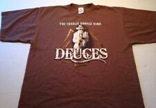 The Charlie Daniels Band Deuces T Shirt Size 2Xl Euc Made In The Usa