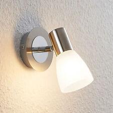 LED-Spot Kamiran ELC Wand Decke Edelstahl Glas Strahler Wandlampe Leuchte E14