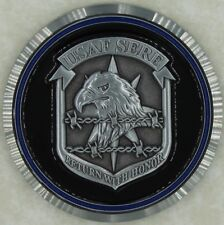 Survival  Evasion Resistance &  Escape SERE Fairchild Air Force Challenge Coin