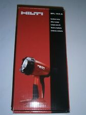 HILTI SFL 144-A  CORDLESS LAMP IN BOX