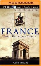 A Brief History of France by Cecil Jenkins (2014, MP3 CD, Unabridged)