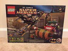 New!! Lego Batman The Joker Steam Roller (76013)