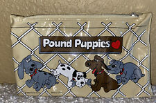 Pound Puppies Vintage 1986 Tonka Corp Small Pouch