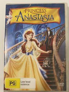 Anastasia (1997) - Disney - DVD - Free Postage