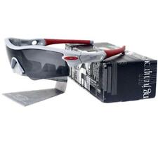 Oakley Custom RADAR PATH Fog Frame Black Iridium Lens Mens OCP Sports Sunglasses