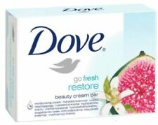 Dove Go Fresh Revive Soap Bar W/ Blue Fig & Orange Blossom Scent 4 Oz (2 CT)