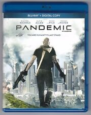 Pandemic (Blu-ray, 2016, Canadian Bilingual)