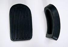 Pair of Pedal Rubbers for MGA, MGB, MGBGT & MGC,  MG part AHH5100