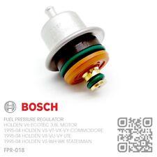 BOSCH FUEL PRESSURE REGULATOR V6 ECOTEC 3.8L [HOLDEN VS-VT-VX-VU-VY COMMODORE]