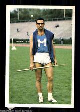 Hermann Salomon atletica Bergmann sammelbild immagine SPORT 1968 Nº a 219