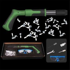 SILENCER SHOOT NAILING TOOL KIT Nail Grab Multifunctional Wall Fastening Tool