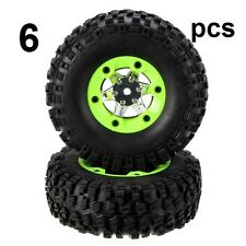 Wltoys 12428/12423 1/12 Rc Car Spare Parts 6Pcs Right Wheels 0071