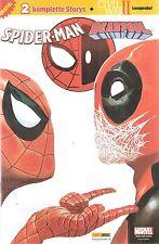 Marvel Comic - Spider-Man - Deadpool - Gratis Comic von 2017 - Panini Verlag