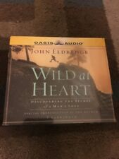 Wild at Heart : Discovering the Secret of a Man's Soul by John Eldredge.Free SH
