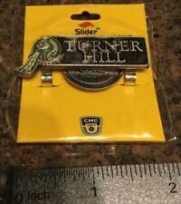 New Turner Hill Slider Magnetic holder Ball Marker Cap hat belt Clip Golf combo