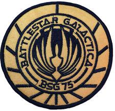 Battlestar Galactica BSG 75  Embroidered Uniform Shoulder PATCH