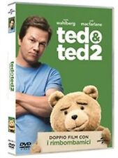 Dvd TED 1 & 2 - (2012/15) ***Contenuti Speciali***  ......NUOVO