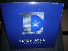 ELTON JOHN **Diamonds **BRAND NEW DOUBLE RECORD LP VINYL