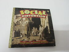 Social Distortion-hard times and nursery rhyme CD JAPON pressage 1 bonus track