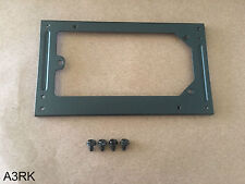 NEW Black Steel Bracket Kit for SFX Power Supply to Mount on ATX Desktop PC Case