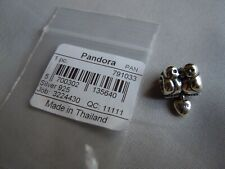 New w/Tags Authentic Pandora Turtle Love Love Dove  Dangle Charm #791033
