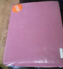 PINK VELOUR VELVET WINDOW CURTAINS READY MADE 46 INCHES WIDE 72 INCHES LONG