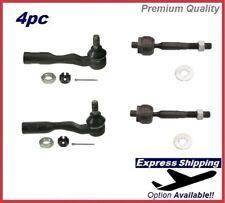 Premium Tie Rod End SET Inner&Outer For SEQUOIA TUNDRA  EV800444 ES3565 ES3564