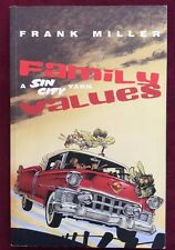 Sin City: Family Values Tbp (Oct 1997, Dark Horse) - Frank Miller