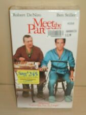 Meet the Parents (VHS, 2001)  - New & Sealed!